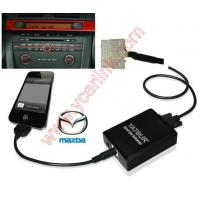 Buy cheap iPod Car Integration Kit for Mazda 2 3 5 6 RX8 CX7 MPV 323 from wholesalers