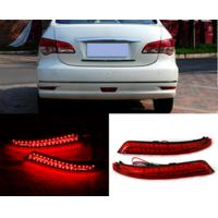 Buy cheap Red Waterproof Rear Bumper Light ABS Housing Material For Nissan Bluebird Sylphy from wholesalers