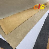 Vinyl Pvc Synthetic Leather For Bag, Sofa, Furniture 0.6-0.75mm