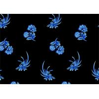 Buy cheap Faux Micro Velvet Woven Polyester Fabric Rayon Silk With Antique from wholesalers