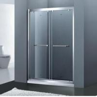 Buy cheap tempered glass for bathroom shower door from wholesalers