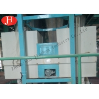 Buy cheap Full Closed Fiber Sieve Grading Wheat Starch Machine from wholesalers