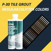 Buy cheap Ceramic TILE GROUT P30, NON YELLOWING, weather resistance, ready to go grout from wholesalers