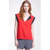 Buy cheap Wholesale Womens Fashion Wear 2012 Ladies Blouses Silk Clothing Drop Shipping from wholesalers