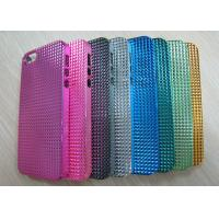Buy cheap Electroplating case for iPhone 5 / 5S , Mobile phone case for iPhone 5 /5s , Apple hard hell cover for iPhone 5s from wholesalers