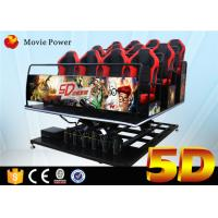 Buy cheap 5d Cinema Supplier 5d Electric Simulation Animation 5d Movies 5d Cinema Hydraulic Simulator from wholesalers
