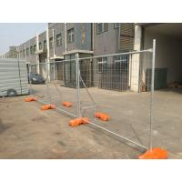 Buy cheap Temporary Wire Fence for sale NSW ,Brisbane Temp Fence supplies construction fence manufacturers2.1m x 2.4m temp fencing from wholesalers