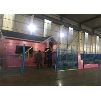 Buy cheap portable prefabricated light steel house with 2 storeys thickness 0.8mm-1.5mm with grade9 seismic resistance from wholesalers