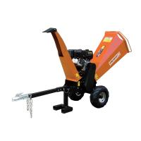 Buy cheap Chipping Tree Branch Gasoline Wood Chipper Timber Shredder 15HP Wood Chipper from wholesalers