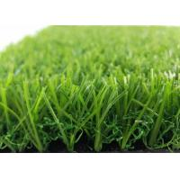 Buy cheap 8100 Dtex Natural Looking Artificial Grass / Artificial Grass For Home Lawns from wholesalers