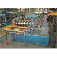 Buy cheap Adjustable Purlin Roll Forming Machine / C Z Purlin Machine 415V / 440V from wholesalers