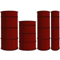 Buy cheap Strong Construction Formwork System Round Column Formwork SGS Approved product