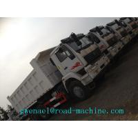 SINOTRUKHeavy Duty Dump Truck SWZ 8X4 DUMP TRUCK  Euro2 /3 50T