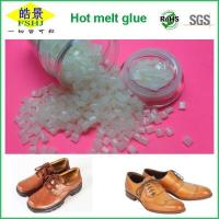 Buy cheap EVA White Hot Melt Adhesive Great Hear Resistance Hot Melt Granule For Shoes Making from Wholesalers