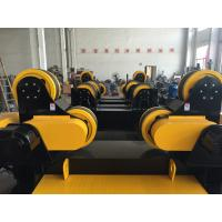 Buy cheap High Frequency Welding Automation Equipment Pipe Rollers For Pressure Vessel from wholesalers