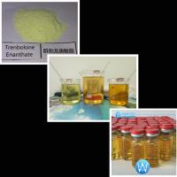 Buy cheap Yellow Anabolic Steroid Raw Tren Powder Trenbolone Enanthate CAS 10161-33-8 Bodybuilding product