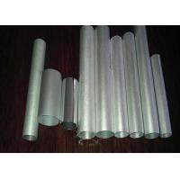 Buy cheap Ordinary Dural Extruded Hollow Aluminum Tube Seamless With Anodizing Surface from wholesalers