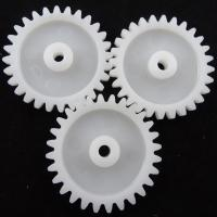 Buy cheap High Precision Gears In POM 100P Plastic Gear Moulding , Custom Molded Plastic Parts from wholesalers