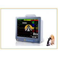 Buy cheap Portable Ambulance Vet Patient Monitor Rechargeable Built In Li Battery product