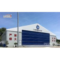 Buy cheap Industrial Warehouse Tent ABS Sidewall Thermo waterproof fire retardant from wholesalers