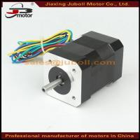 Buy cheap 42mm NEMA17 Brushless DC Motor,Hybrid stepper motor,Brushless DC Motor,Linear Stepper Motor,GEAR step motor from wholesalers