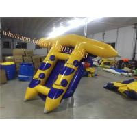 Buy cheap agua banana boat prices  fly fish inflatable sea  flying fish banana boat inflatable water games flyfish banana boat from wholesalers