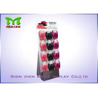 Buy cheap OEM / ODM cardboard retail shoe Hook Display Stand for flip - flops from wholesalers
