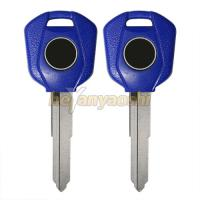 Buy cheap Blue Color Motorcycle Key Shell Honda Motorcycle Easy To Use High Precision product