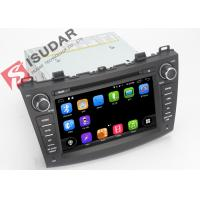 1080P Mazda3 Dvd Player , Android Touch Screen Car Stereo Head Unit With OBD
