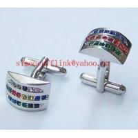 Buy cheap metal cuff links from wholesalers