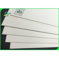 Buy cheap Good Absorption Natural White Coaster Paper 0.7mm - 1.5mm For Beer Mat from wholesalers
