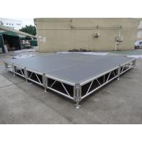 Buy cheap RK Height adjustable aluminum stage for sale/24'' aluminum walk board craigslist from wholesalers