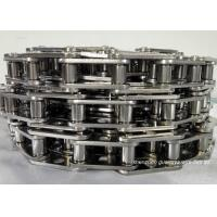 Buy cheap Hollow Pin Roller Conveyor Chain Durable ANSI Standard Pallet Packing from wholesalers