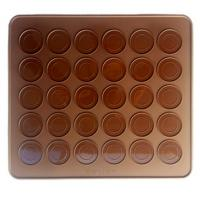 Buy cheap Silicone manufacturer Silicone Baking ware Silicone mat for Macarons SB-001 from wholesalers