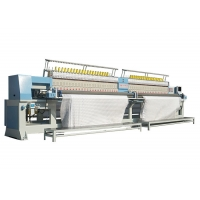 Buy cheap 32 Heads 64 Needles Embroidered Quilting Machine For Garments from wholesalers