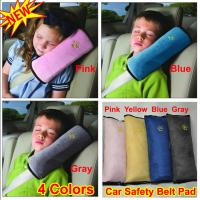 Buy cheap Baby Vehicle Car Safety Seat Belt Seatbelt Strap Harness Shoulder Pad Cover Cushion Pillow Head Neck Support Protector from wholesalers