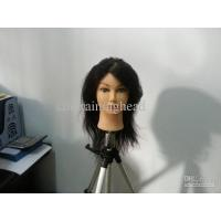 """Buy cheap Wholesale 100% Human Hair Training Head 16"""" Factory outlets Beauty Supplies from wholesalers"""