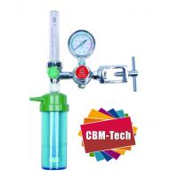 Buy cheap Medical Oxygen Flow Meter with Humidifier Bottle used for Hospital from wholesalers