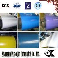 Buy cheap OEM color prepainted galvanized steel ! ppgi ppgl pre painted coil manufacturer ppgi steel coil from wholesalers