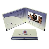Buy cheap 7 Inches IPS LCD Video Greeting Card 128MB A5 With Light Sensor from wholesalers