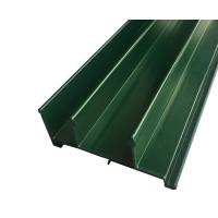 Buy cheap Alloy 6000 Series Color Powder Coated Aluminium Extrusions With Smooth Surface product