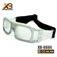 Buy cheap Anti-scratches high quality basketball goggles with CE and ANSI Z87.1 from wholesalers