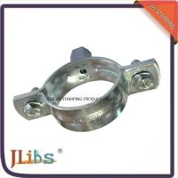 Buy cheap Galvanized Iron / Stainless Steel / Q235 Carbon Steel Pipe Brackets And Pipe Hanging System from wholesalers