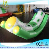 Buy cheap Hansel terrfic inflatable water obstacle course for sale water toy from wholesalers