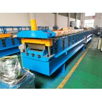 Buy cheap Composite Slab Galvanized Steel Decking Roll Forming Machine from wholesalers