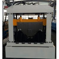 Buy cheap 14 Stations 15KW K Span Roll Forming Machine 0.8 - 1.8 Thickness For Metal Sheet product
