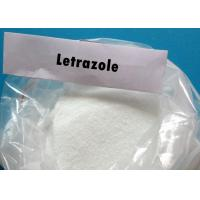 Buy cheap CAS 120511-73-1 Anti Estrogen Steroids Femara White Powder Letrazole Material Letrazole Powder from wholesalers