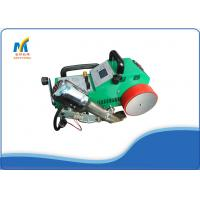 Buy cheap CE Portable Flex Hot Air Banner Welder , PVC Plastic Welding Machine With 3 Wheels from wholesalers