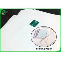 Buy cheap FSC High Brightness Wood Free Paper 80 Gsm 100 Gsm Offset Printing Bond Paper Reams from wholesalers