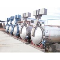 Buy cheap Industrial Pressure Wood Autoclave Equipment For Rubber Vulcanization , Φ2m product